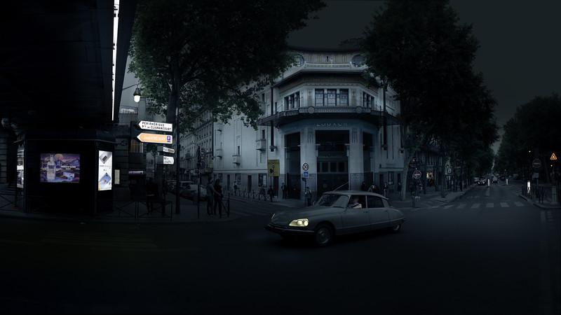 Cinéma Le Louxor  - 170, boulevard Magenta, 75010 Paris