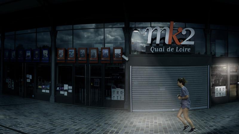 Cinéma MK2 - 7 quai de la Loire,  75019 PARIS