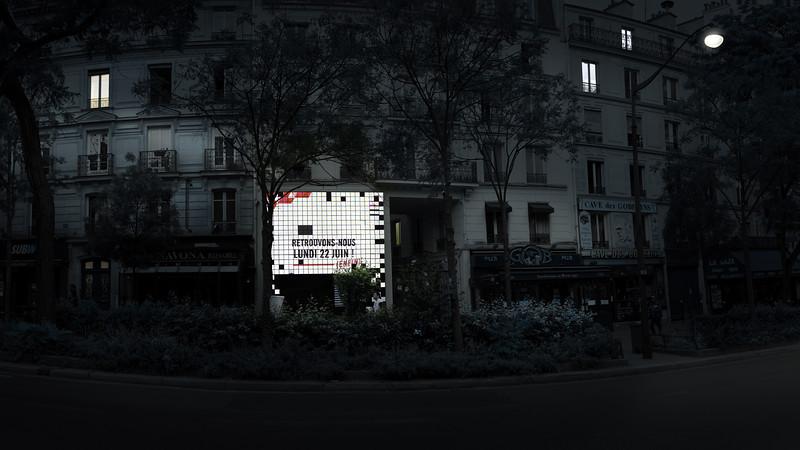 Cinéma Gaumont - Les Fauvettes - 58 avenue des Gobelins, 75013 Paris