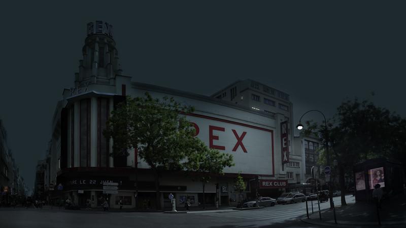 Cinéma Le Grand REX Paris - 1 boulevard poissonnière, 75002 paris