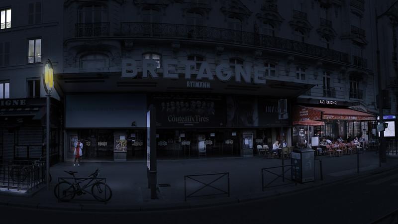 Cinéma Le Bretagne - 73 bd du Montparnasse, 75006 Paris
