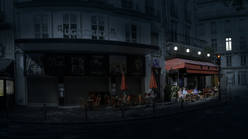 Cinéma UGC DANTON - 99 boulevard Saint-Germain, 75006 PARIS