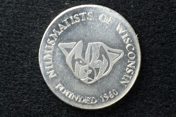 Numistmatists of Wisconsin21