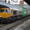 66717 4M21 Felixstowe - Trafford Pk