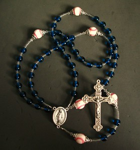 our lady of the curveball rosaries