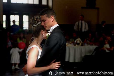 My training as a photojournalist keeps me always looking for a great image.<br /> <br /> I shot this wedding & reception at the train depot in Boise, Idaho.
