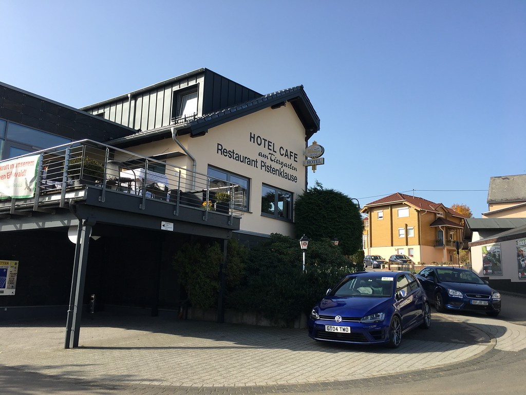 The must visit hotel and restaurant in Nurburg