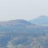 Volcanic hills in autmn