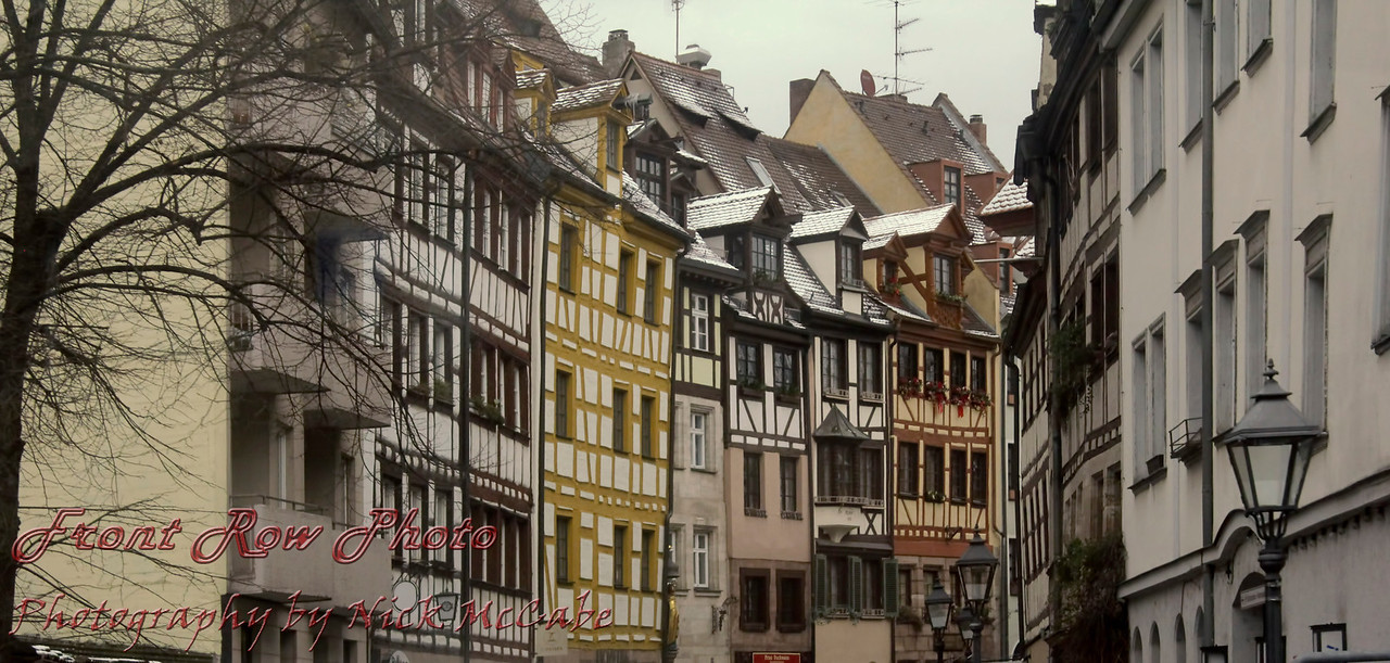 Nuremberg street scene....