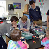 Nursery School Visits Our Seventh Graders