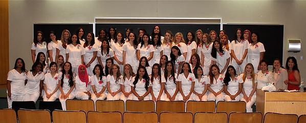 Nurses Pinning Ceremony 2015