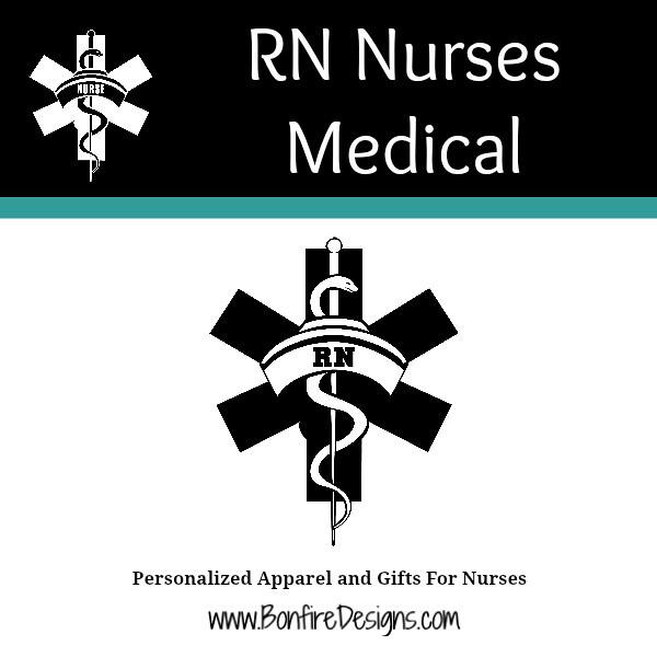 Nurse Designs Bonfire Designs