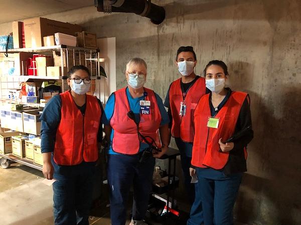 MiraCosta Nurses on the Frontline