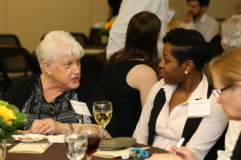 College of Nursing and Public Health Annual Awards   Campbell Lounge, Center for Recreation and Sports. Photo Credit: Chris Bergmann Photography