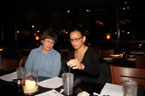 Nutrition Support committee Holiday Dinner