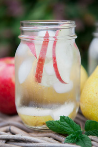 0003_NutritionTwins-apple-pear-infusedwater-spearmint-applecidervinegar-detox-spawater