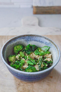0009__NutritionTwins-broccoli-snowpea-asparagus-kale-brownrice-friedrice-vegetables