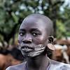 Young Nyangatom Woman