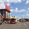 Brand Ica Maxi Växjö<br /> Automatlarm, tog ca 1,5timme innan butiken blev tillgänglig igen.
