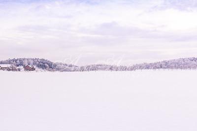 Sorunda i snö