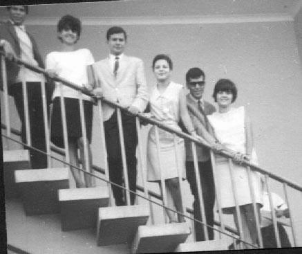 Zé Tó Macedo Simões, Nanda Ferreira da Silva, José Manuel Pinho Barros, Ana Maria Valente, Luis Macedo Simões, Teresa Fontinhas