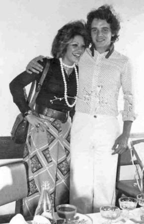 Luanda 1974 - Ze' Cardoso e Paula Baptista