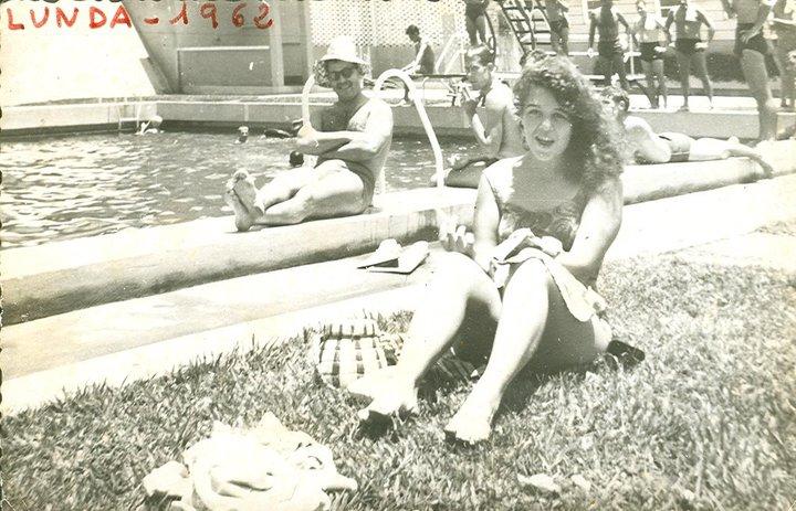 "Andrada 1962  Vera Lucia ""Julio da Conceicao"", Josefa?"