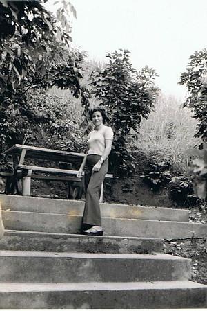 Manuela Nascimento, Piscina Andrada, 1973