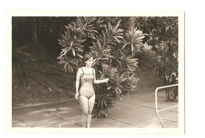 Elza, piscina