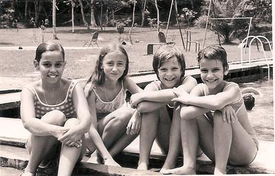 1971 - Dundo Jú Prudente, Ratocas, Teresa Gameiro e Zezinha Gameiro