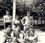 Carlos Pinto, Saro Aires Marques, ?, Carlos Aires Marques, Joao Costa e Flau