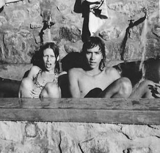 Luis Valente e Bebe' Ricardo 1974