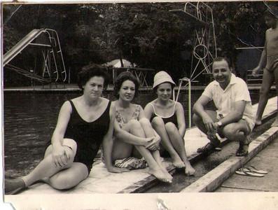 Benvinda Ferreira, Helena Arrobas da Silva, esposa do Pedroso Neves, Fernando Arrobas da Silva