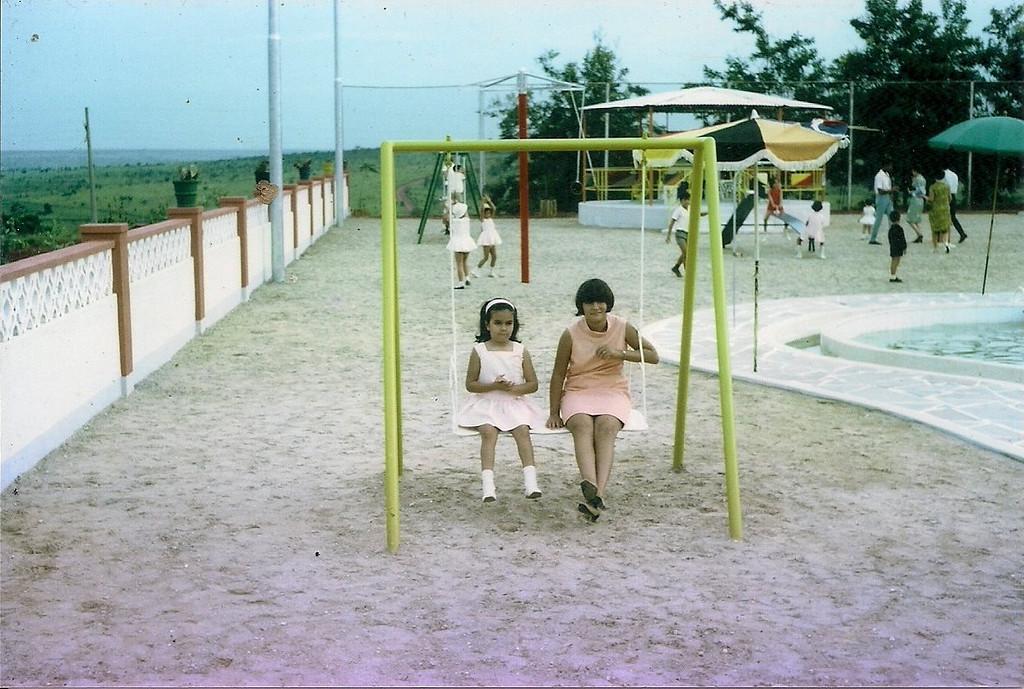 Parque infantil do Luxilo