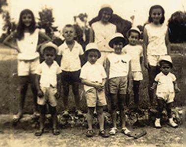 Fucaúma-1963 Zelinha e Beka (Adalberto), Melita e Amândio (Correia de Oliveira), Lidia e Bela (Francisco Silva), ???