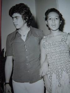1974 - Paulo Martins e Teresa Beato