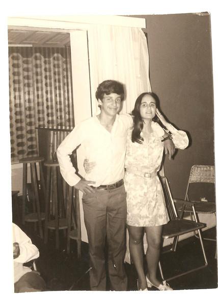 Jome' e Elza Manuel Augusto 1968-69