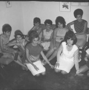 Misita, Ana Maria Pereira, Lurdes Ferraz, Nanda Ferreira Da Silva, Lita Marvanejo, Bina Pereira, Teresa Fontinhas, Anabela Figueiredo Antunes
