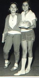 Manuela Maldonado e  Ana Madeira Rosa