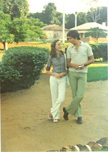 Cilinha Abecassis e Jorge Viegas