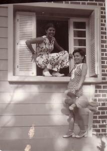 Ana Maria Josefa e Paula Botelho