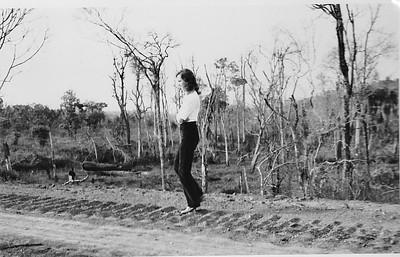 Cilinha Abecassis - verão de 1971