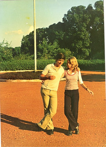 Jorge Viegas e Rita Abecassis