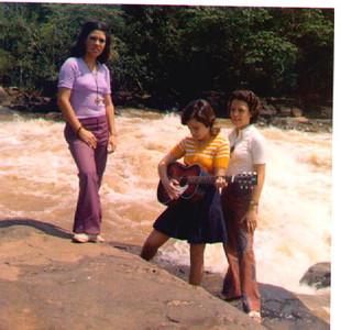 Paula Baptista , Paula Botelho, Lili Moreira Rato