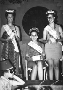 Miss Lucapa: Isabel Mendonça!  1* Dama: Fatinha Mendonça , 2*Dama: Nani Tavares