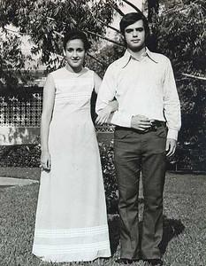 Isabella e Ze' Mário