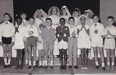 1965 - Comunhão solene - Lucapa
