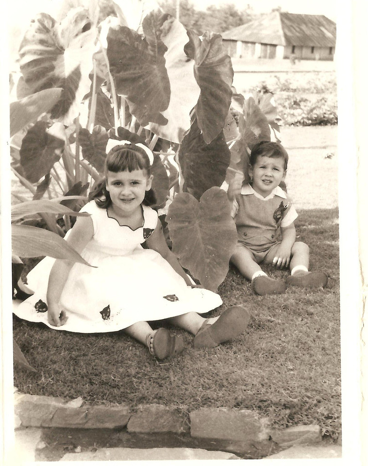 Elza e Jome' Manuel Augusto em Maludi