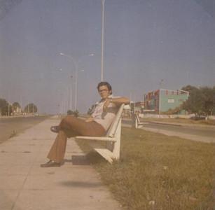 Saurimo,  Junho 1973 Carlos Caldas