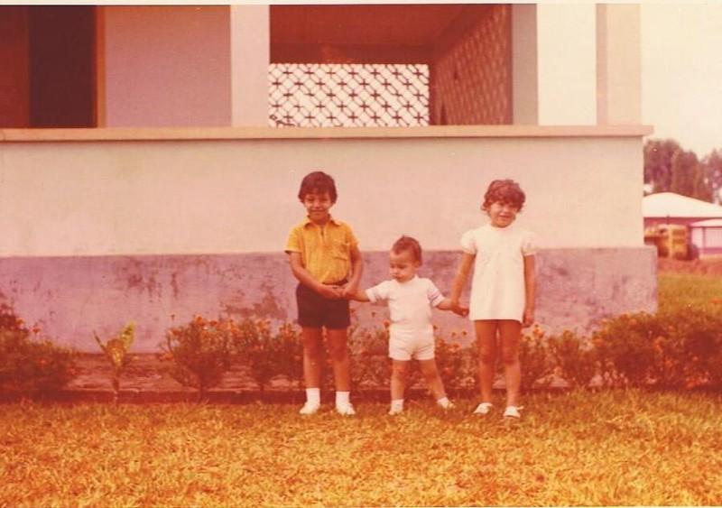 Cafunfo Paulo Jorge e o mais novo é o Carlos Filipe (filhos de Antonio Nascimento), e filha de Mira Simao.